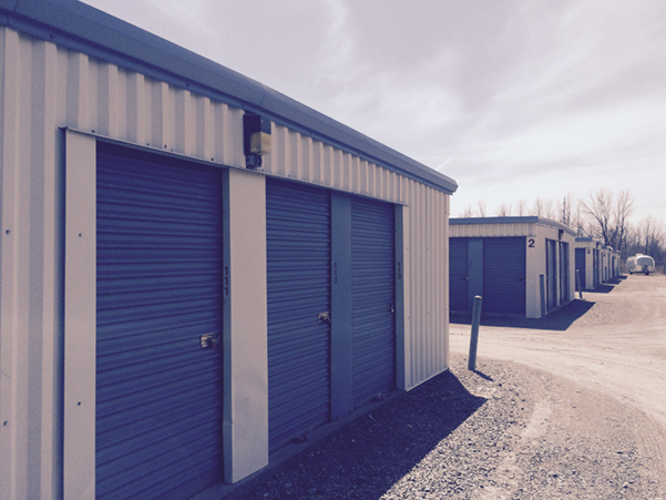 Lockport NY Self Storage Buildings