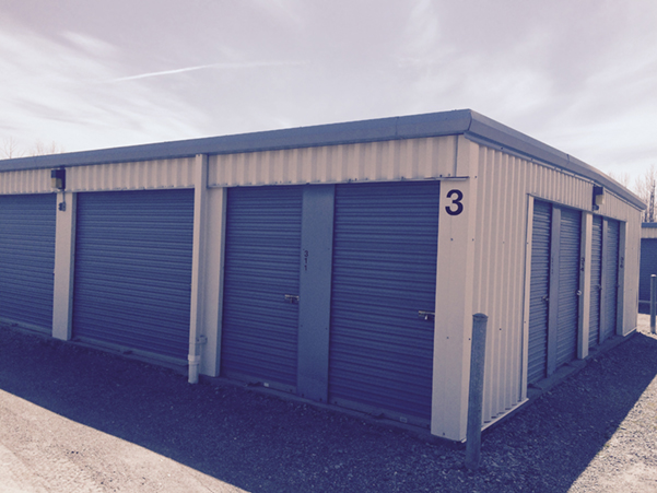 Lockport NY Self Storage Building Three