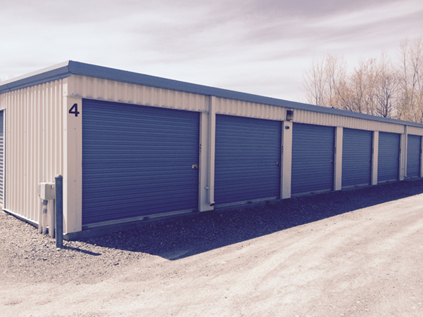 Lockport NY Self Storage Spring Time