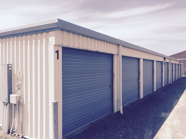 Lockport NY Self Storage Building One